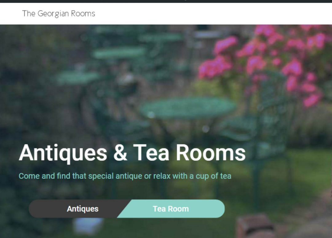 Georgian Tea Rooms